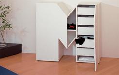 Алфавит из мебели в вашем интерьере