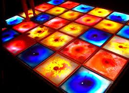 Жидкая плитка – основа креативного дизайна