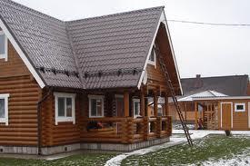 Тепло и уют деревянных домов