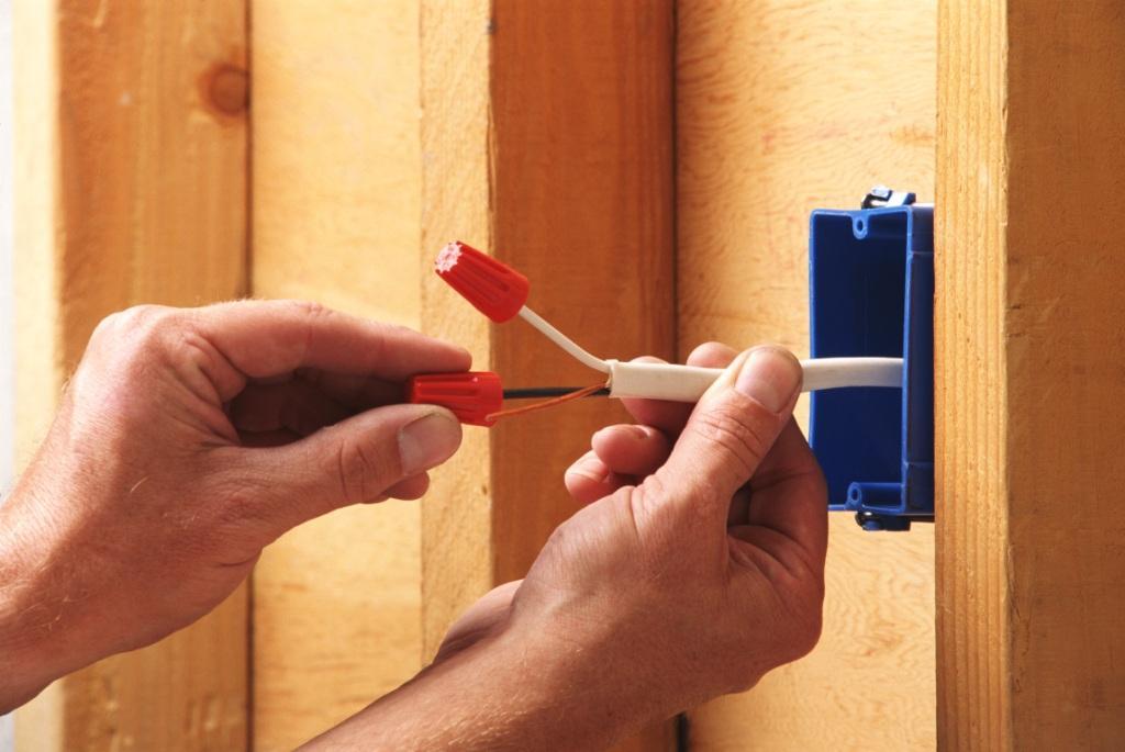 Замена электро проводки в квартире