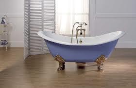 Чугунная ванна: выбор и установка