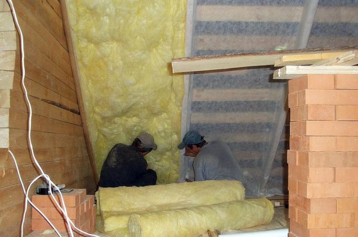 Методы утепления крыши дома