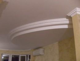 Акриловый потолок: красиво и функционально