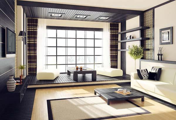 Строгая гармония японского стиля