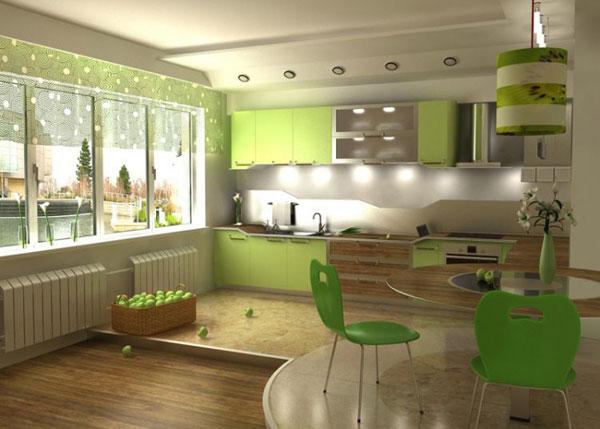 Ремонт и обустройство кухни