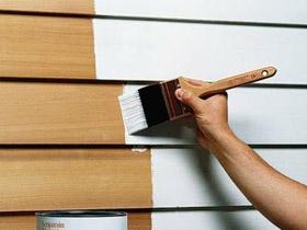 Как покрасить дерево правильно