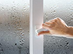 Почему окна запотевают, потеют