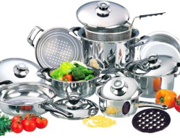 Как правильно ухаживать за посудой из нержавеющей стали
