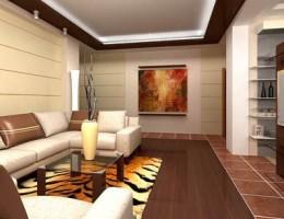 Уютное гнездышко в съемной квартире