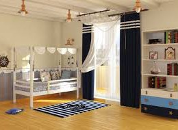 Комната в стиле детства