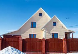 Виниловый сайдинг — красивый фасад на десятки лет