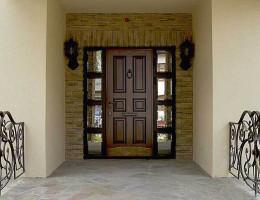 Металлические двери. Советы по выбору