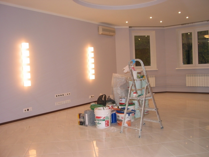 Что делать владельцу при проведении ремонта под ключ