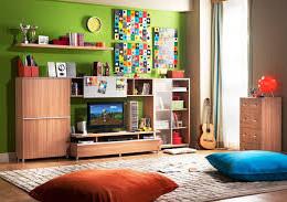 Детская комната — безопасность материалов