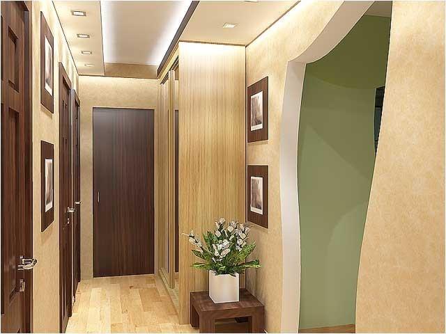 Как обновить интерьер коридора?