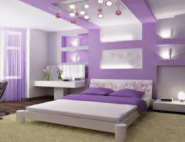 Как украсить спальню своими руками