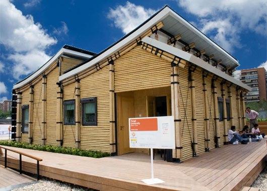 Используем природные материалы для строительства дома. Топ 10.