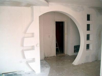 Строим стены в квартире — монтаж перегородок