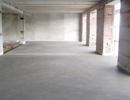 Помогите бетонному полу