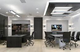 Современный офис с минимальными затратами