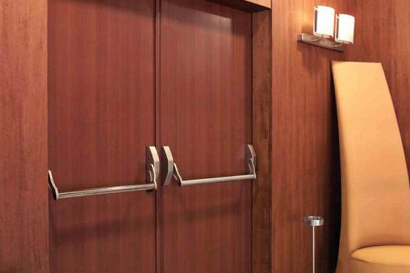 Двери к жизни или просто — противопожарные двери