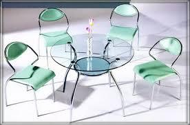 Стеклянная мебель