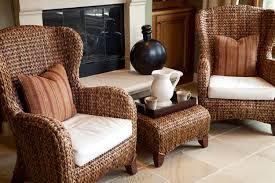 Плетеная мебель для дома