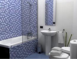 Ремонт туалета ванны