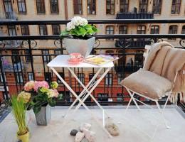 Как обустроить балкон в квартире