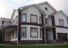 Отделка фасада помещения: какой материал выбрать