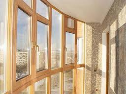 Как выглядит процесс утепления балкона?