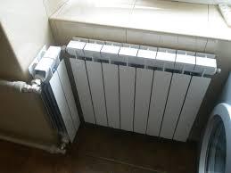 Как установить алюминиевый радиатор отопления