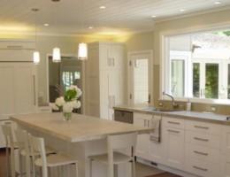 Как декорировать кухню при помощи панелей ПВХ?