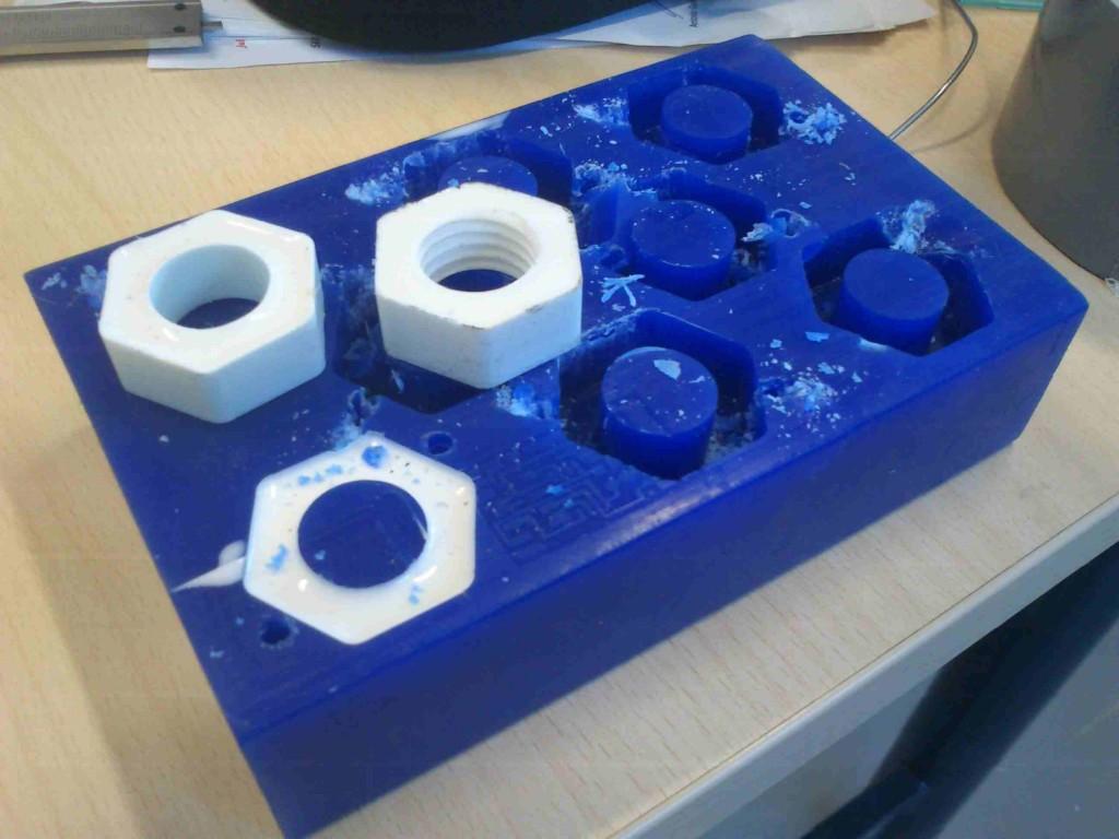Как сделать формы для отливки изделий