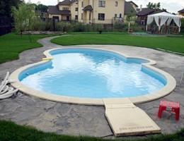 Новое слово в строительстве бассейна