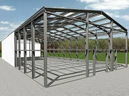 Сооружение быстровозводимых зданий