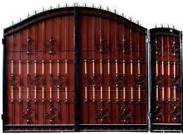 Автоматические ворота: эстетика и практичность
