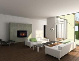 Электрокамины в квартире: за и против