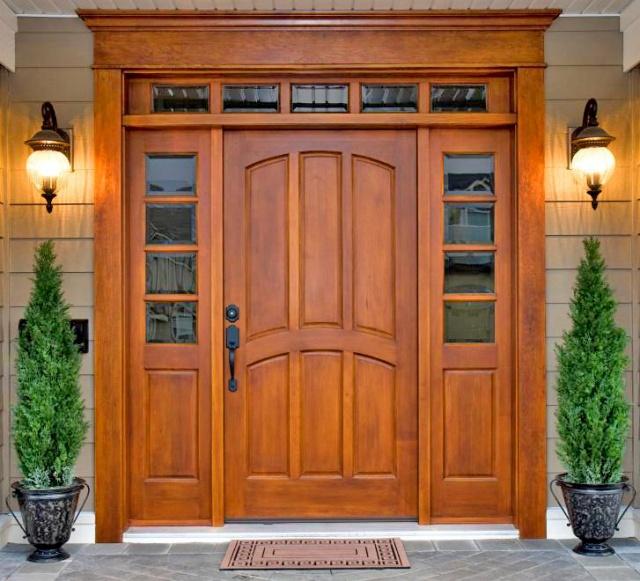 Как выбирать двери для жилища