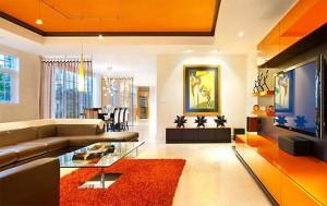 Пять способов выбора правильной цветовой палитры в интерьере