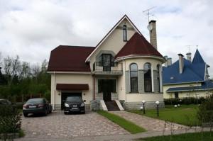 Мечта о доме в коттеджном поселке