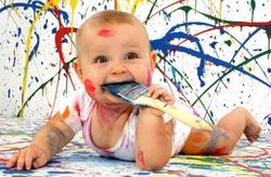 Чем оттереть краску с ткани