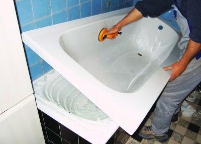 Особенности проведения дешёвого ремонта в ванной