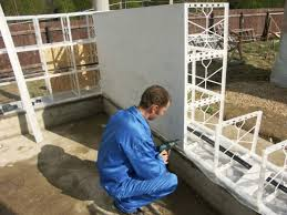 Монолитные строительные технологии: опалубка съемного и несъемного типа