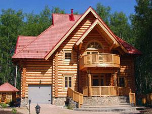 Деревянный дом — это, прежде всего, естественная вентиляция