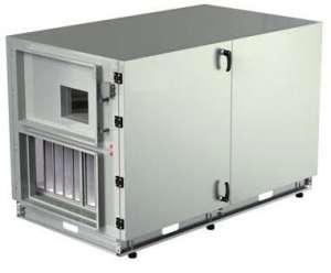 Принудительная вентиляция: приточно-вытяжная система