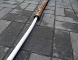 Быстрая замена водопроводных труб