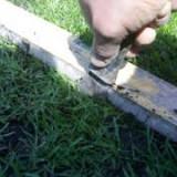 Создание садовых дорожек: устройство корыта
