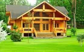 Причины популярности домов из дерева