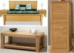 Мебель из дуба – нестареющая классика